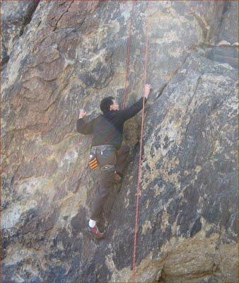 Climbing, Vert w brn border